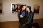 Kembra Pfahler and Lia Gangitano ; Katrina del Mar GIRLS GIRLS GIRLS at Participant Inc