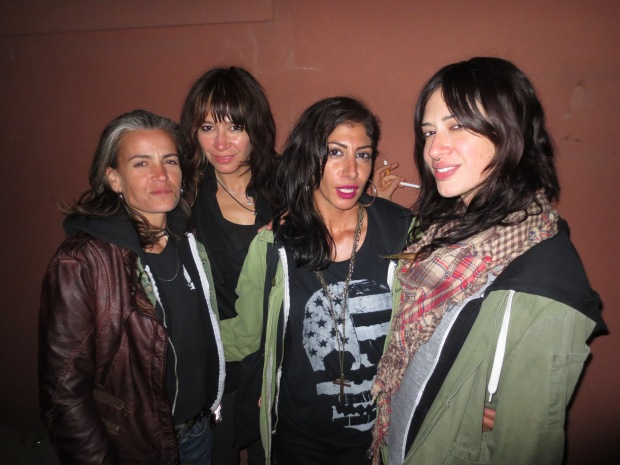 Girl Gang Trilogy After Party at Prime