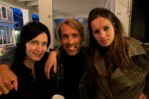 Sarah Greenwood, Thomas Cooper & Leila Bartell at Girls Girls Girls by Katrina del Mar @ AMP